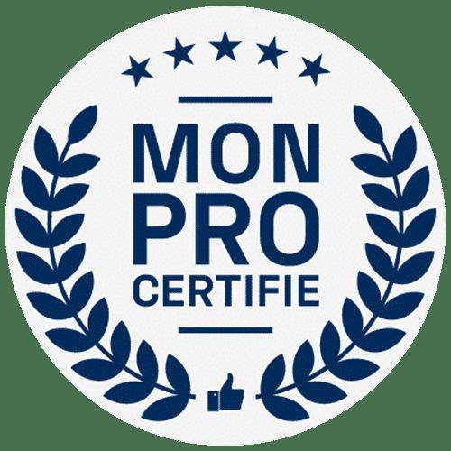 Mon Pro Certifié - Digital