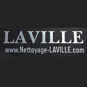 Cette image est le logo de l'entreprise Nettoyage Laville
