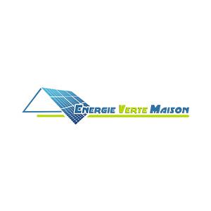 Cette image est le logo de l'entreprise Energie Verte Maison