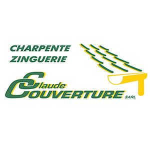 Cette image est le logo de l'entreprise Claude couverture