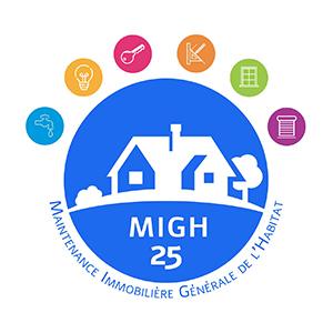 Cette image est le logo de l'entreprise MIGH25