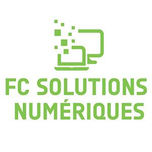 Cette image est le logo de l'entreprise FC SOLUTIONS NUMERIQUES