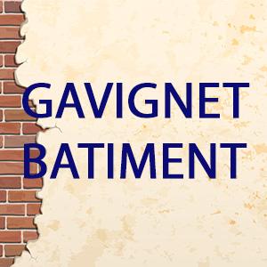 Cette image est le logo de l'entreprise Gavignet Batiment