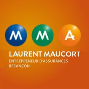Cette image est le logo de l'entreprise MMA MAUCORT